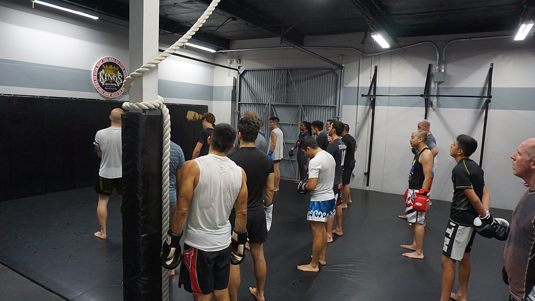 Muay Thai Room
