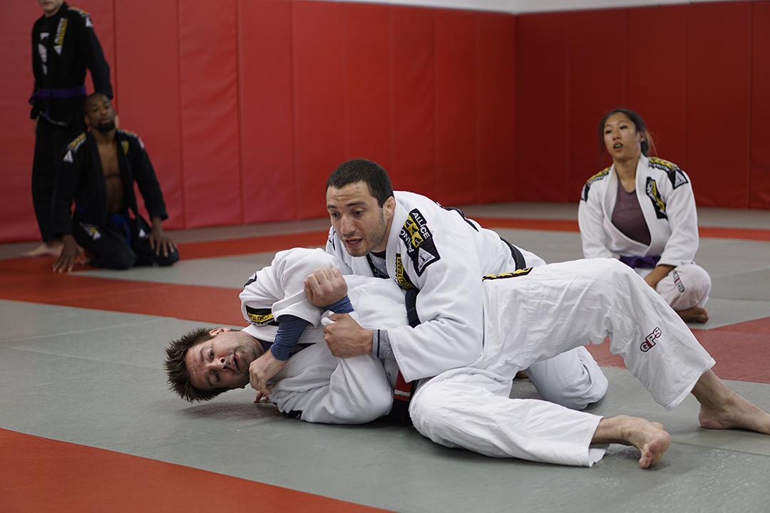 Back attack roll away 1