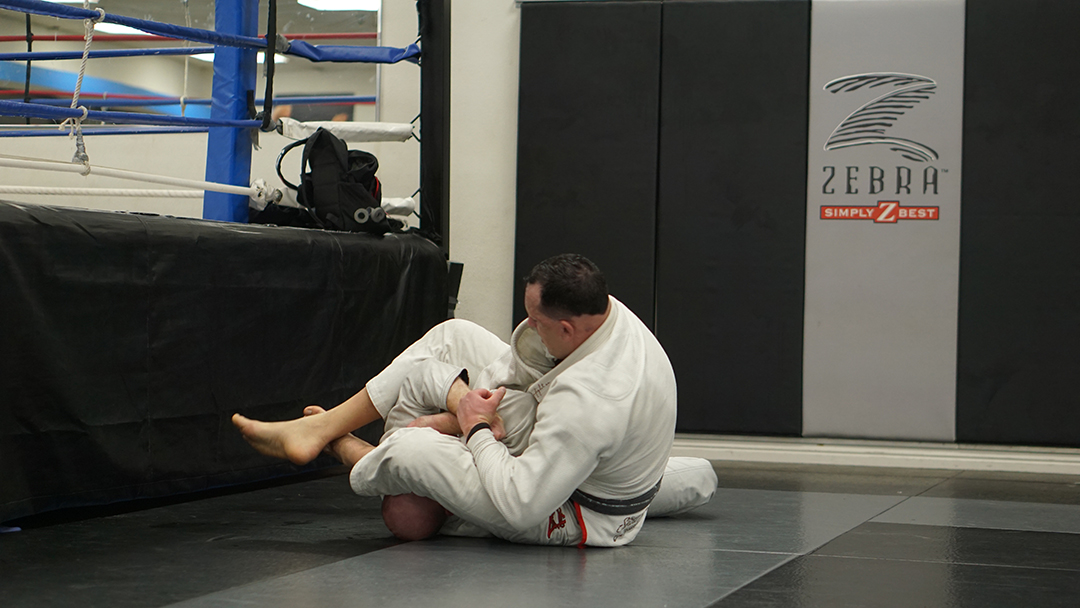 Me transition to armbar