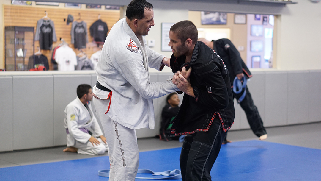 Teaching a wrist lock