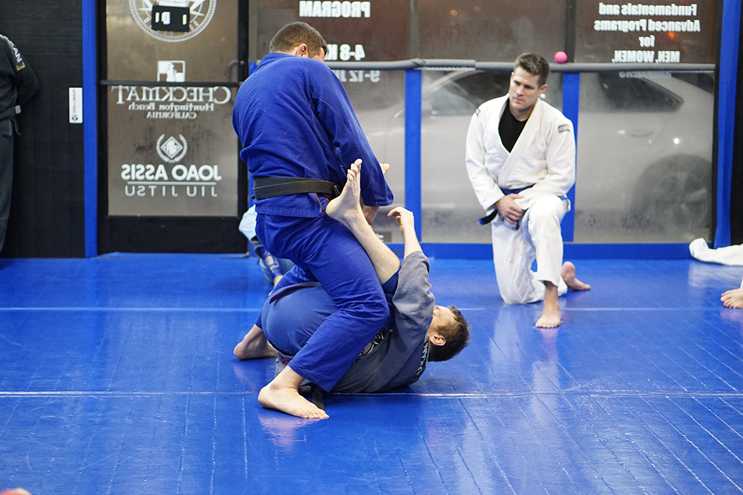 Joao assis guard pass drill 3