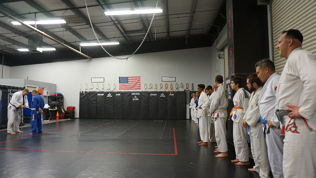 Royce gracie fresno belt promotions