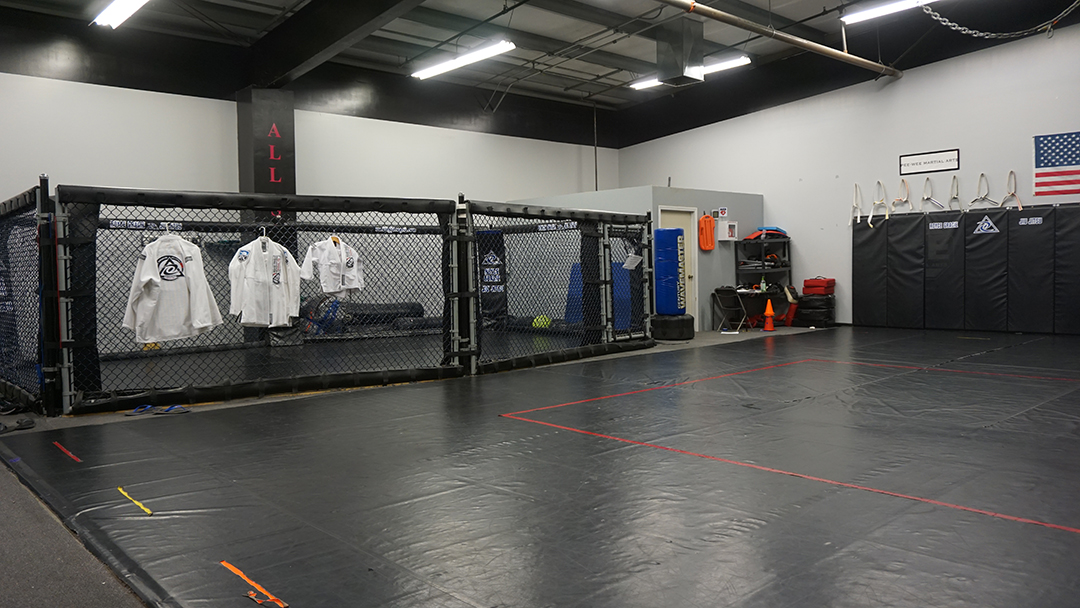 Royce gracie fresno mat space