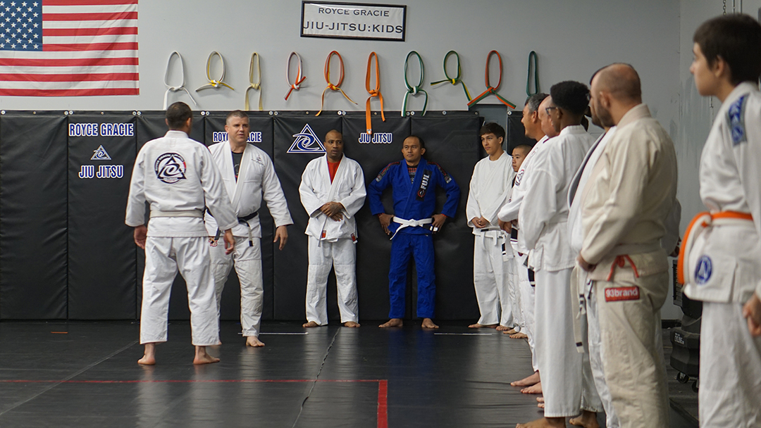 Royce gracie fresno team
